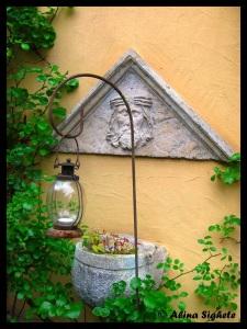 2 22 garden lamp